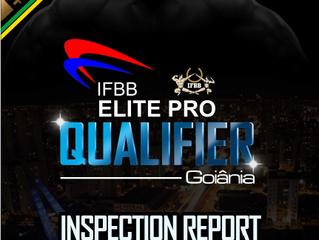 IFBB Elite Pro Qualifier Amateur.