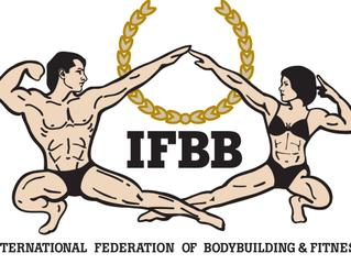 Notícia importante para todos os atletas IFBB