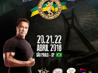 Arnold Classic South America (Inspection Report). ATUALIZADO.
