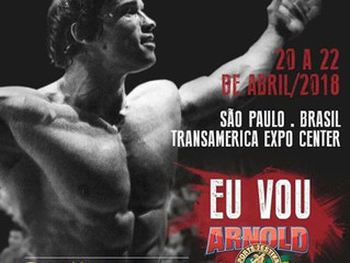 Arnold Classic South America(Inspection Report)