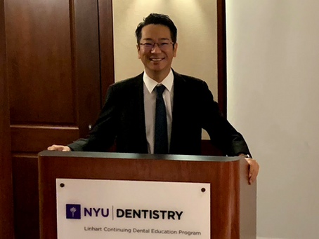 2019.6.24 NYU Endodontic Advance Course!!