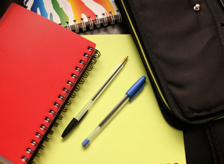 Tip #1: 5 organizational tips for Middle School (and Beyond!)