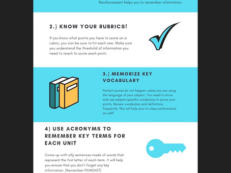 Top 5 tips for preparing for AP and IB Exams