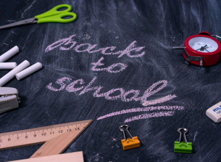 Tip #4: 5 Organizational Tips for Middle School (and Beyond!)