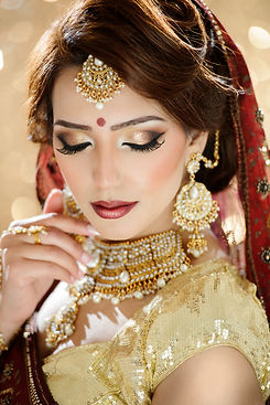 Bridal Makeup Artist and Wedding Hair Stylist