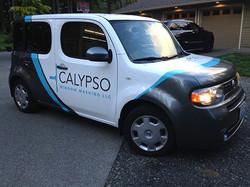 Calypso Vehicle Wrap