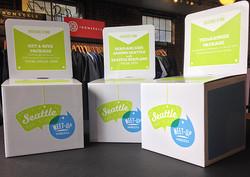 Ballot Boxes for WSECU