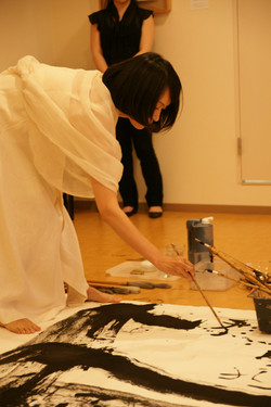 2011.6 個展 銀座