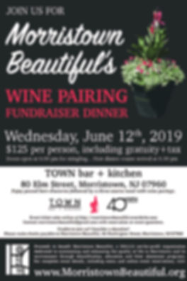 Join us for Morristown Beautiful's 6.12.