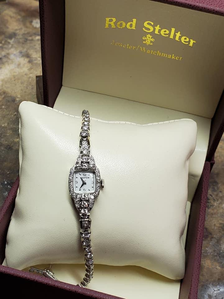1.50ctw Croton Diamond Watch