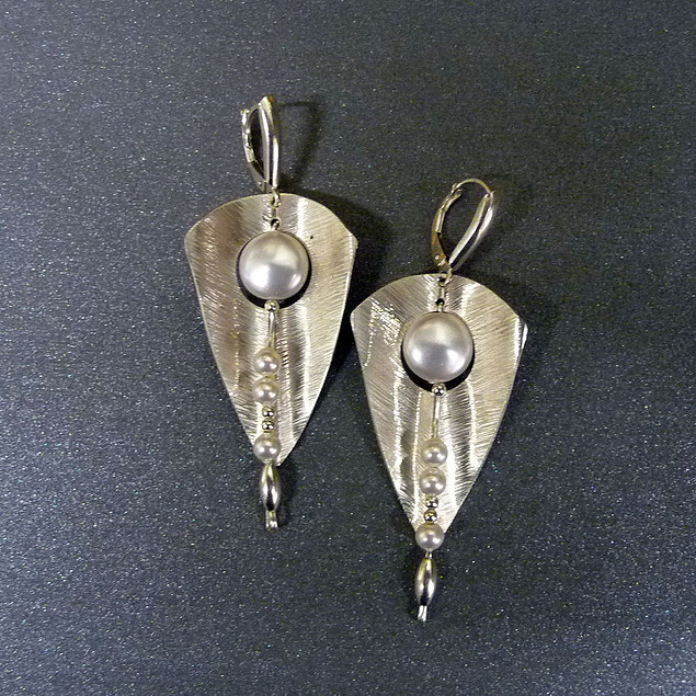 Swarovski Pearls Earrings