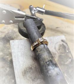 .55ctw Diamond Engagement Ring