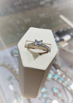 .85ct Heart Cut Solitaire
