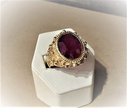 11.58ct Ruby