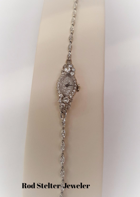 1.50ctw Diamond Watch