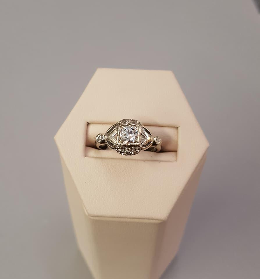 .40ct Diamond Engagement Ring