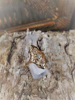 .15ctw Diamond Dinner Ring