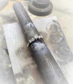 .75ctw Diamond Engagement Ring