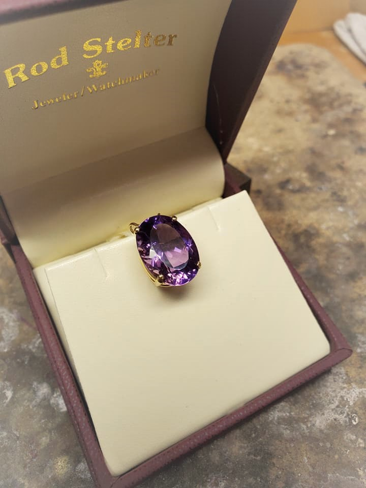 Amethyst Pearl Enhancer