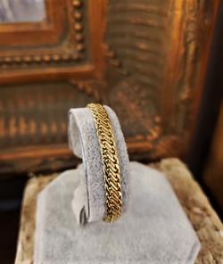 Ladies 14kt Yellow Gold Bracelet