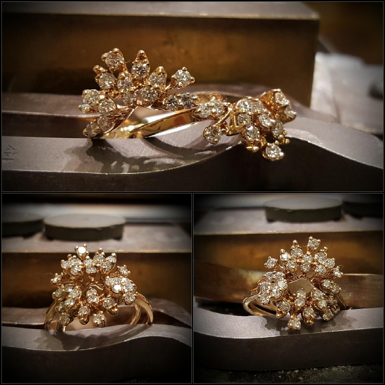 .75ctw Diamond Wedding Jacket