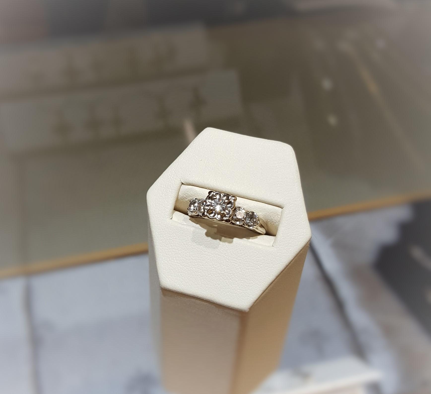 .50ctw Diamond Engagement