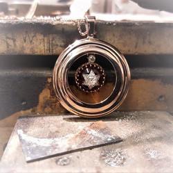 .50ctw Old MIne Cut Diamond
