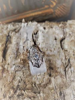.25ct Diamond Dinner Ring