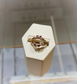 Ruby and Diamond Ring Enhancer