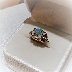 6mm Opal Cabochon