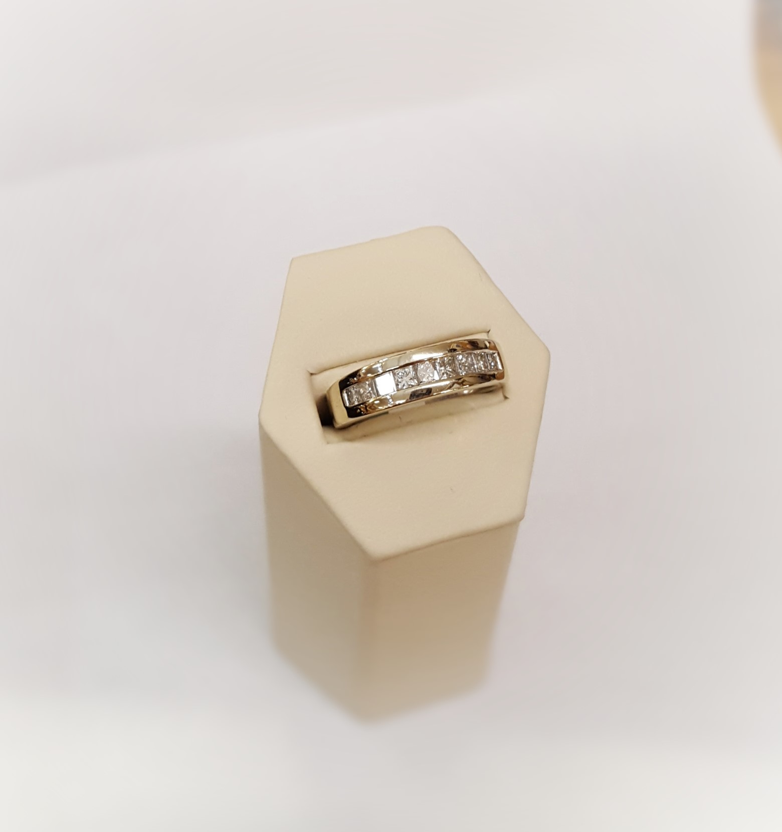 1.50ctw Diamond Wedding Band