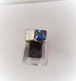 5.72 Lab Ceylon Sapphire