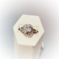 Antique 1.25ctw Diamond Engagement