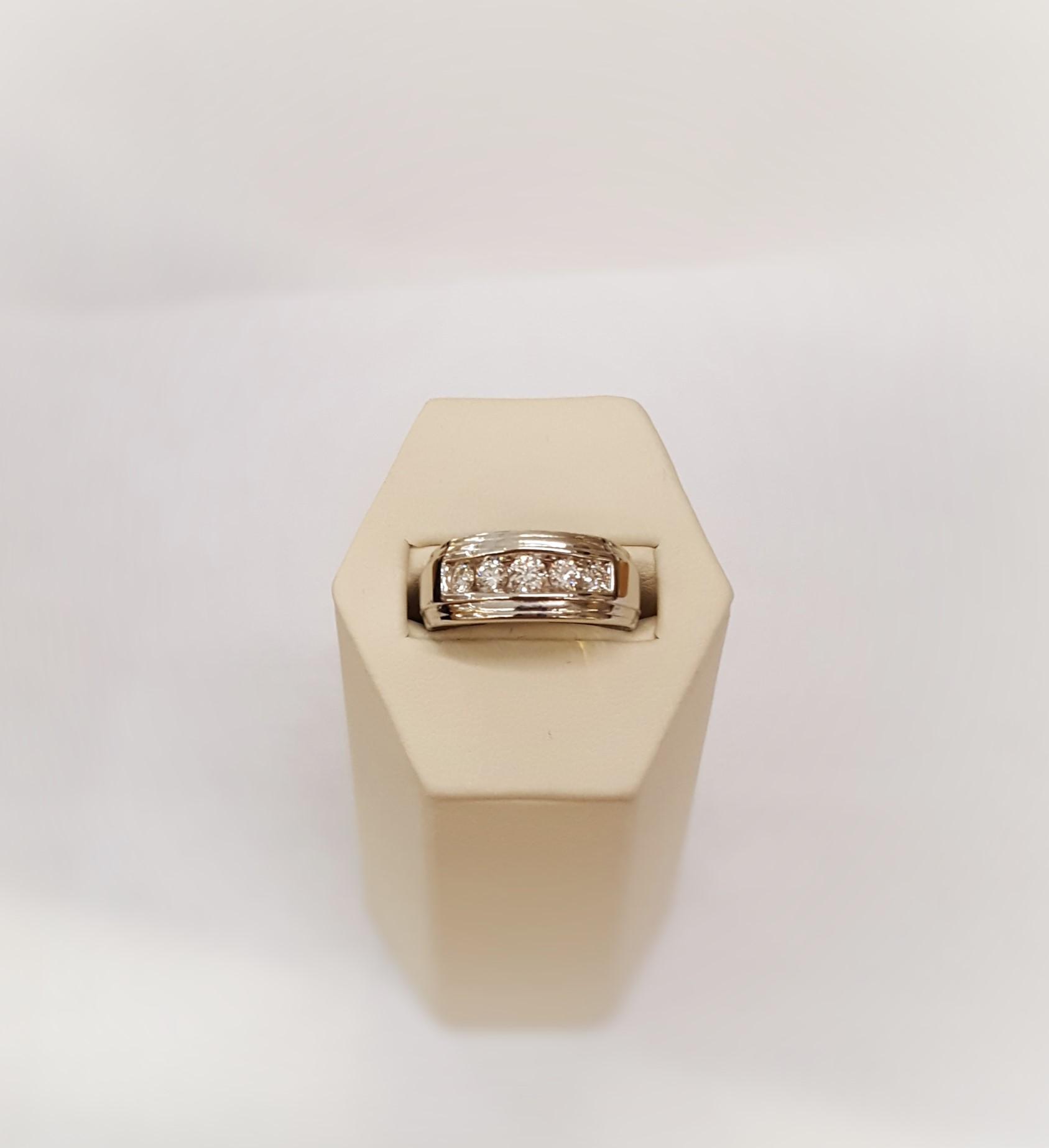 .50ctw Diamond Wedding Band