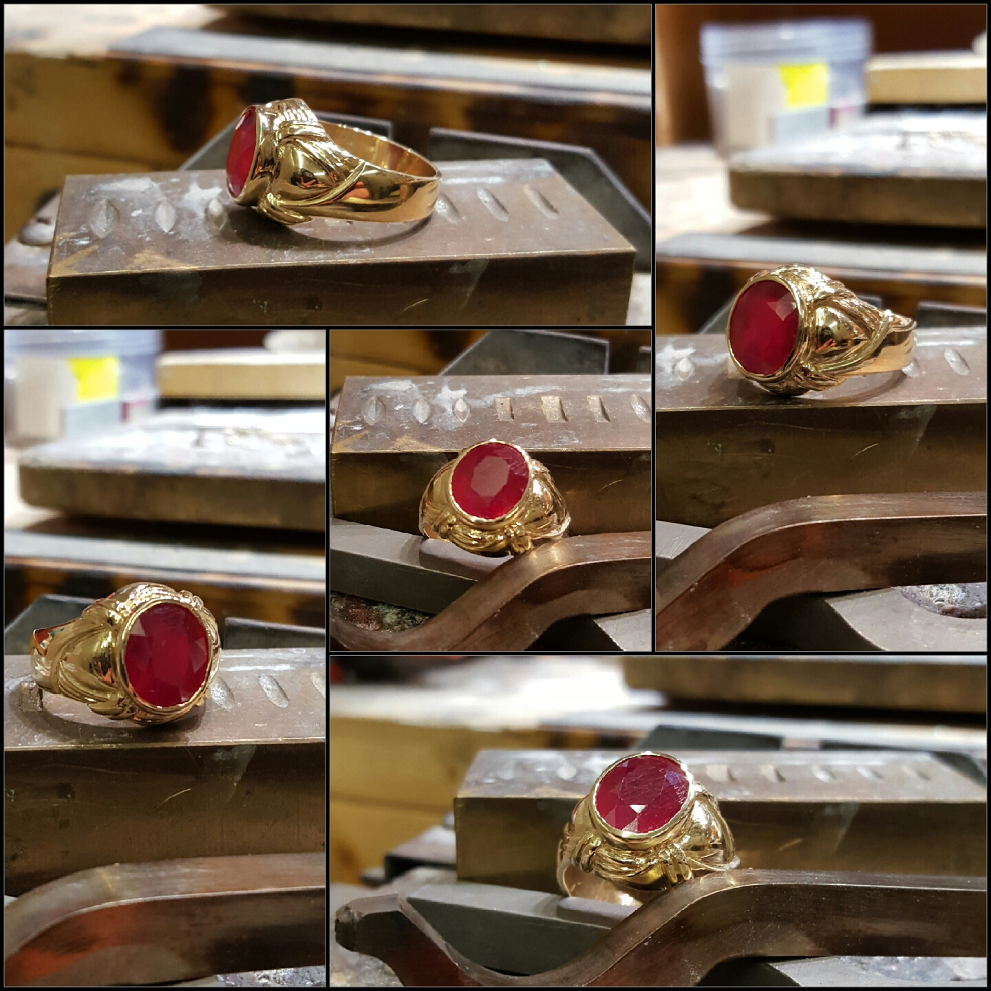 6.50ct Natural Enhanced Ruby