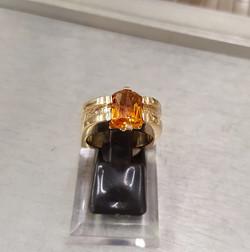 Top Golden Citrine Diamonds