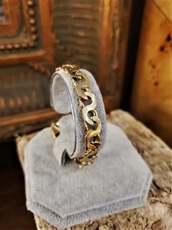 Gents Gold 14kt Link Bracelet