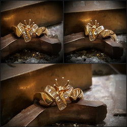 .25ctw Diamond Semi-mount Engagement
