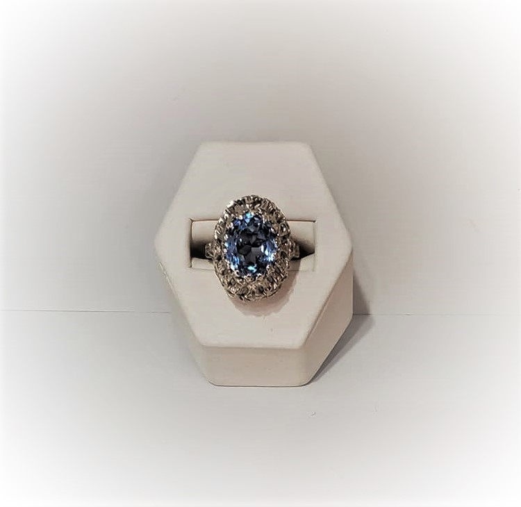 4.50ct Blue Spinel
