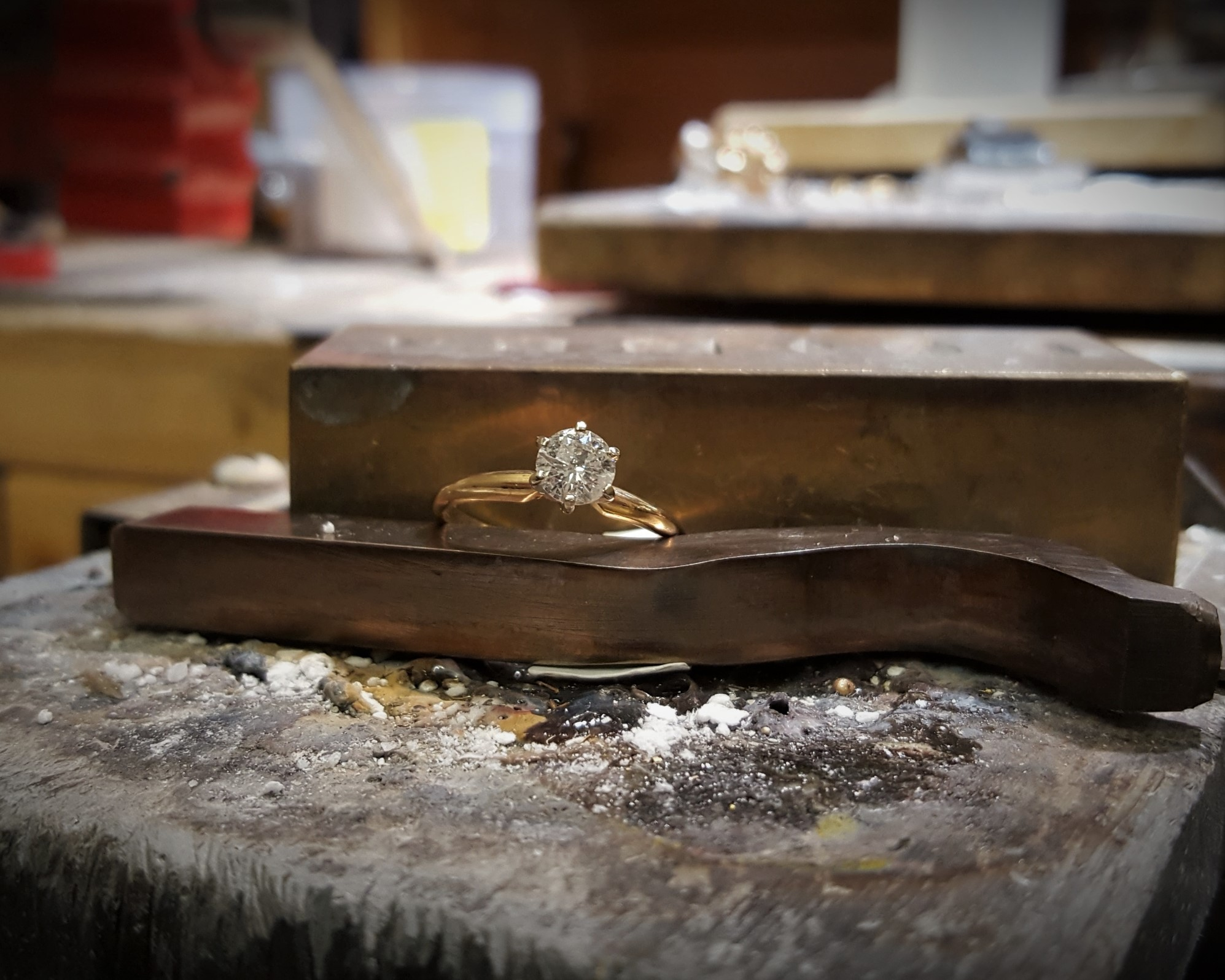 .62ct Round Brilliant Cut Diamond