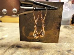 .32ctw Diamond Earrings