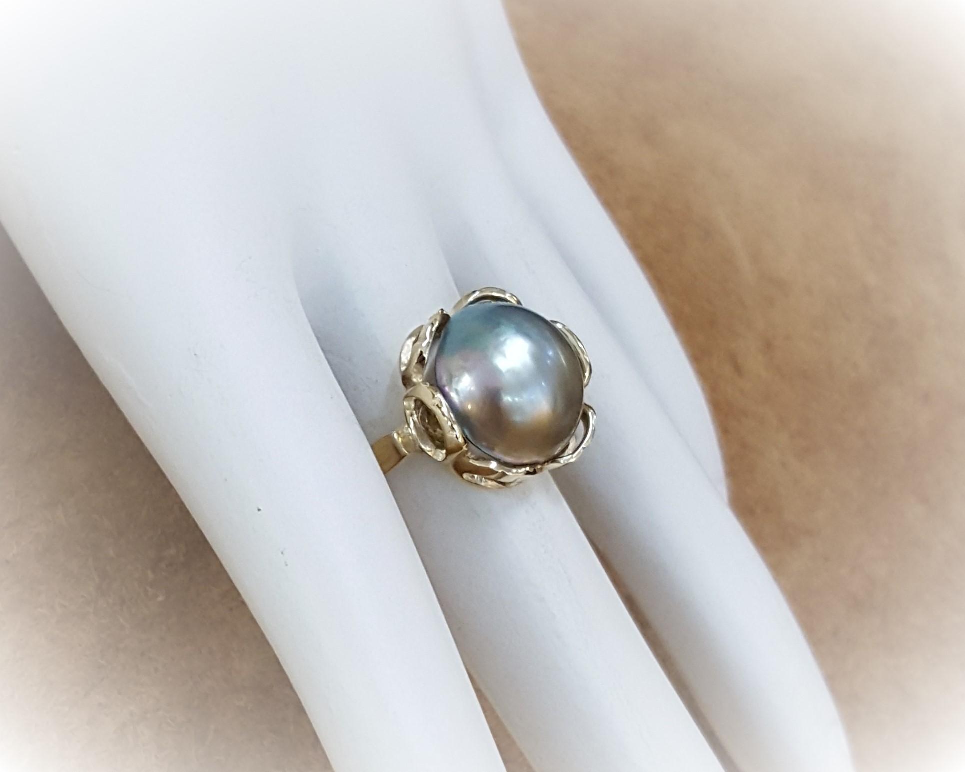 Glacier Gray Mabe Pearl