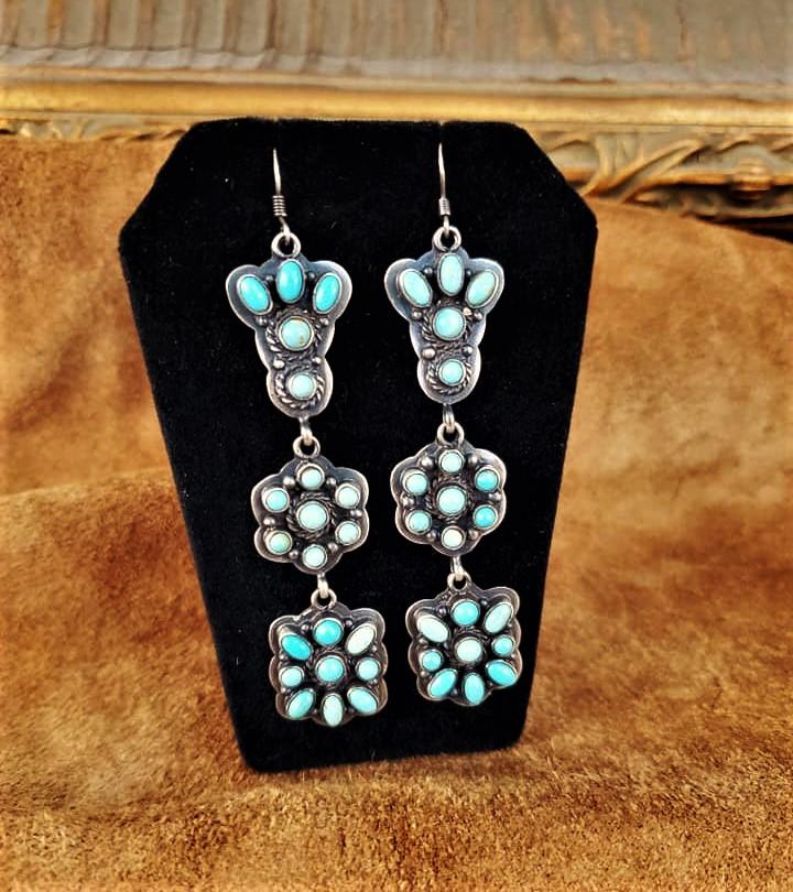 Navajo Emma Lincoln Earrings