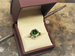 2.10ct Chrome Diopside
