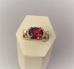 6.55ct Monosital .20ctw Diamond