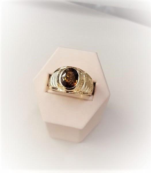 3ct Golden Tourmaline