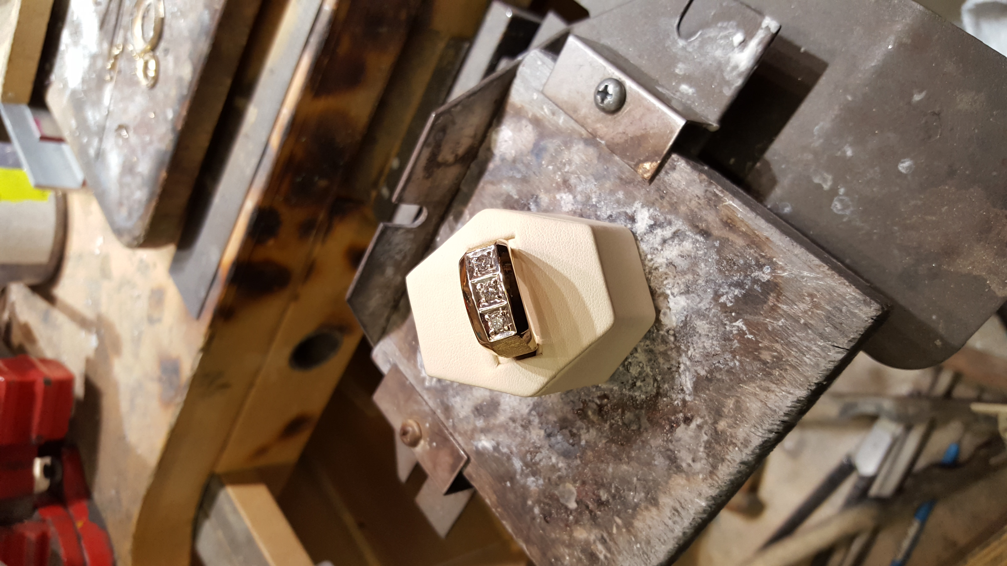 .50ctw 3-Stone Diamond