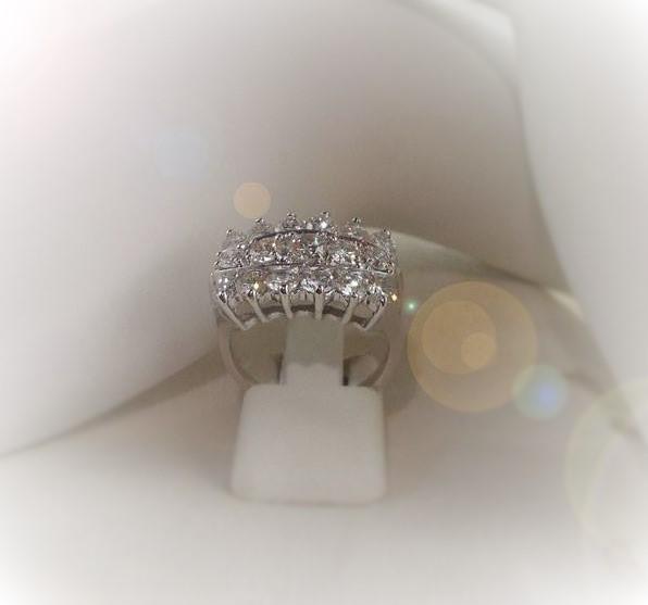 2.91ctw Diamond Anniversary