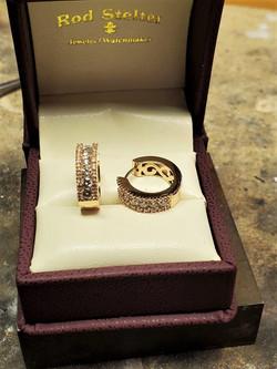 1ctw Diamond 14kt Rose Gold