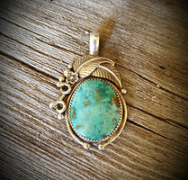 Rod Stelter Jeweler Benbrook Turquoise